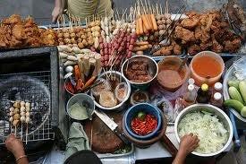 Explore the Street Food of Bangkok, Thailand