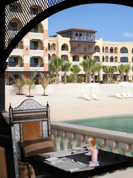The Westin Abu Dhabi Golf Resort and Spa - The Shangri-La