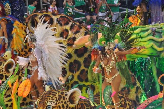 Enjoy Carnival in Rio
