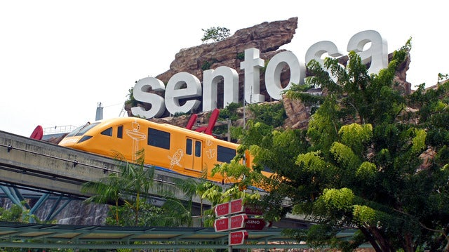 Sentosa: The Island Jewel of Singapore