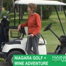 WOMEN'S GOLF + WINE