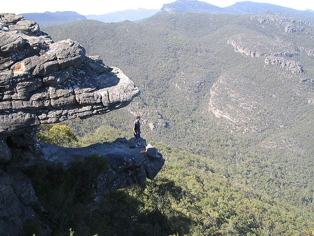 Climb the Rugged Mountain Ranges of the Grampians National Park