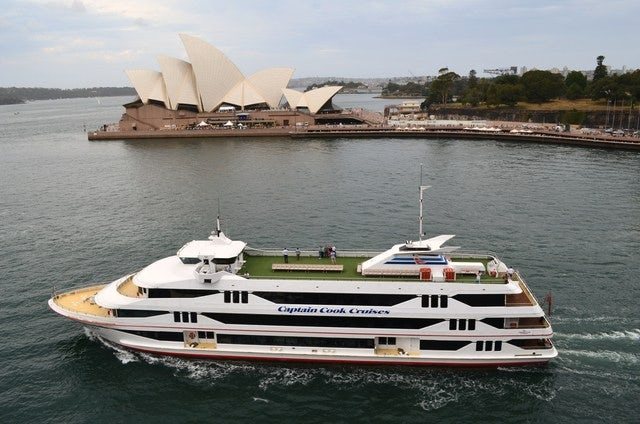 Book a Sydney Harbour Dinner Cruise
