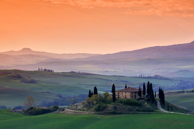 Experience A Culinary Vacation In the Countryside of Tuscany Region