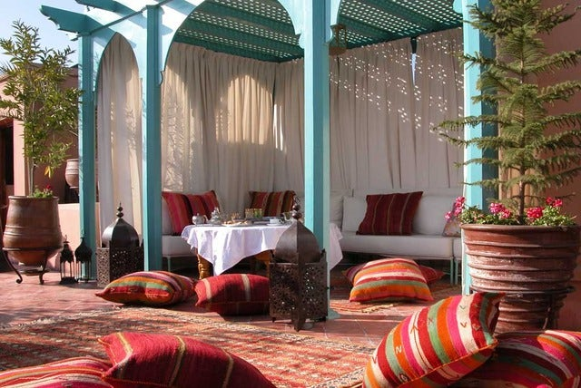 Find Luxury at Riad Kniza in Marrakech