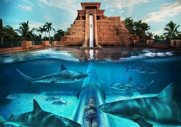 Atlantis: A Fantasy comes ALIVE.
