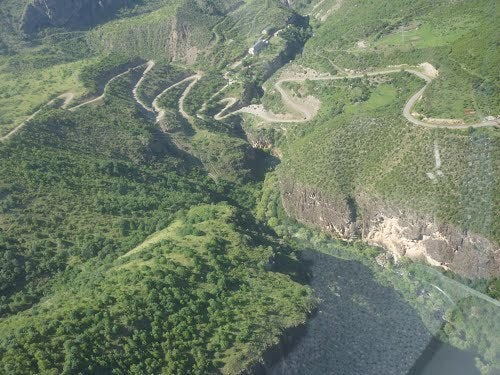 Cross the Vorotan River Gorge with the Wings of Tatev
