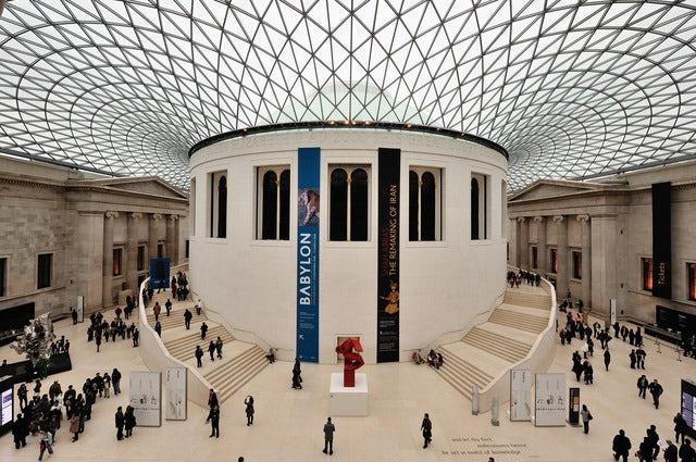 Appreciate Art at the British Museum
