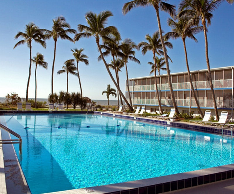 Sanibel Island Hotels: Escape To Sanibel Island Beach Resort