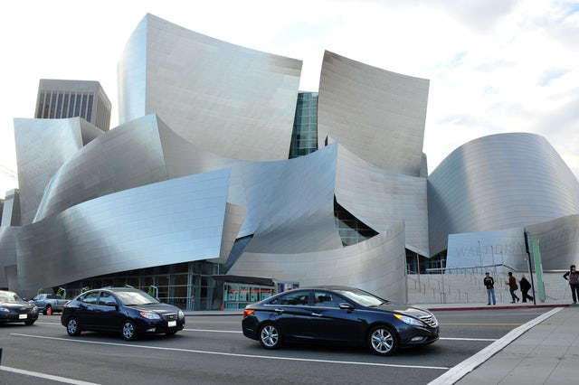 Enjoy Live Music Performances at Walt Disney Concert Hall