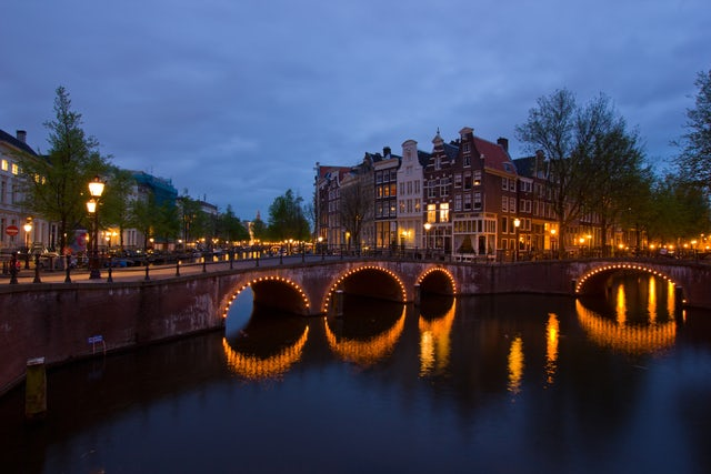 Tour the Historic Canal Ring in Amsterdam