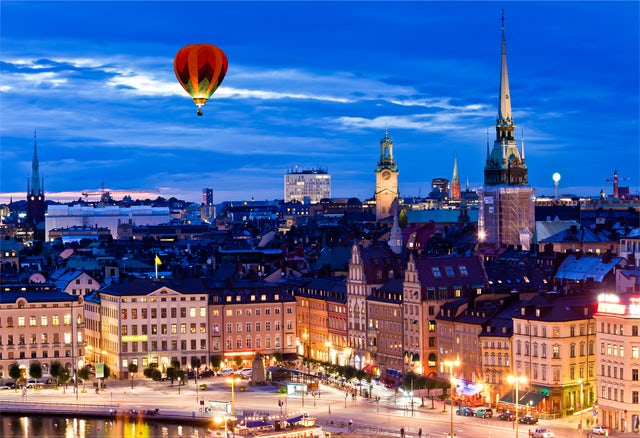 Sweden's top 5-star hotels