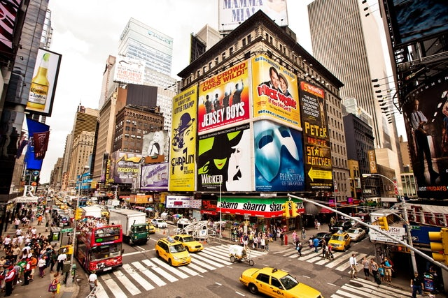 What's hot on Broadway in New York for 2014?