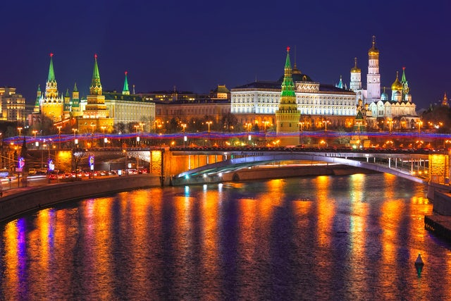 Great Things To Do in Moscow for Free