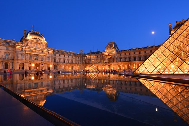 Interesting Facts About The Louvre In Paris