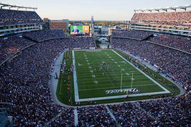 Visit Some of the Best Football Stadiums in America