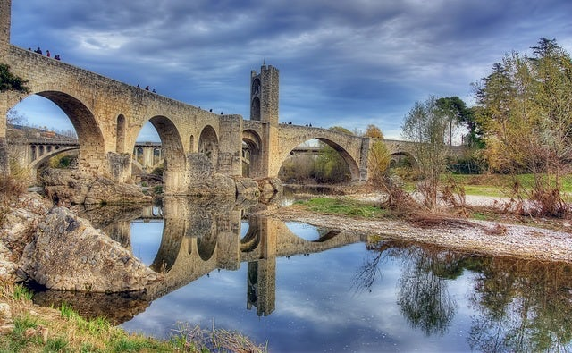 Time travelling to the beautiful city of Besalú