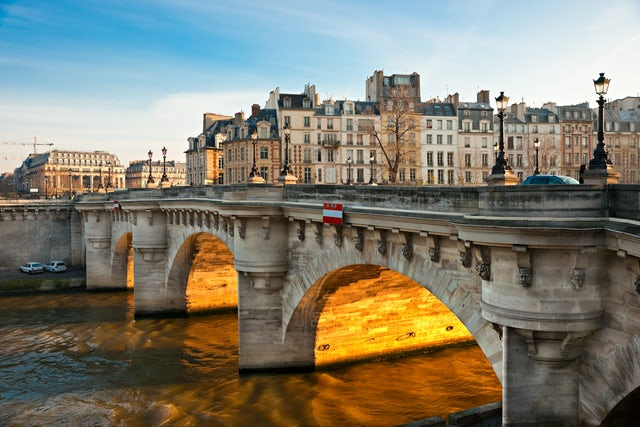 The Top Luxury Hotels in Paris
