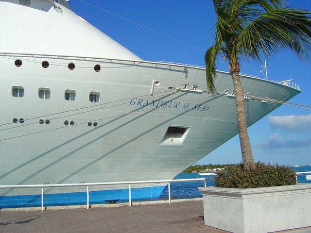 How to keep safe on board a cruise ship