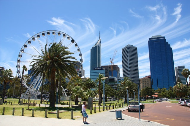 Best place to stay in Perth for a business trip