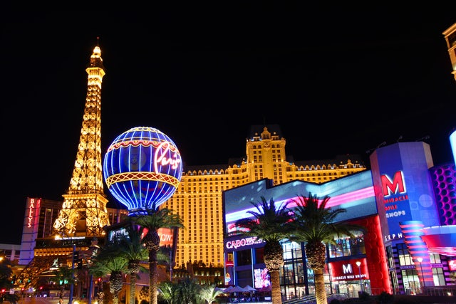 The Best Luxury Hotels in Las Vegas