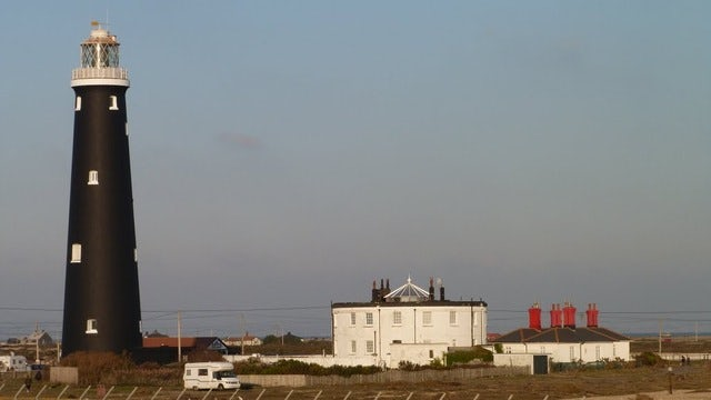 Celebrate your wedding in the magical Dungeness Lighthouse