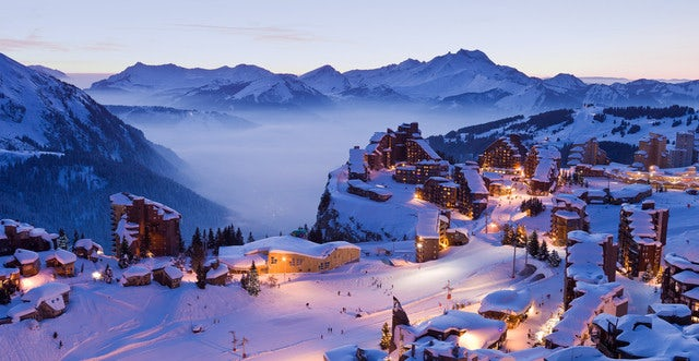 Luxury meets adventure at Avoriaz Ski Resort