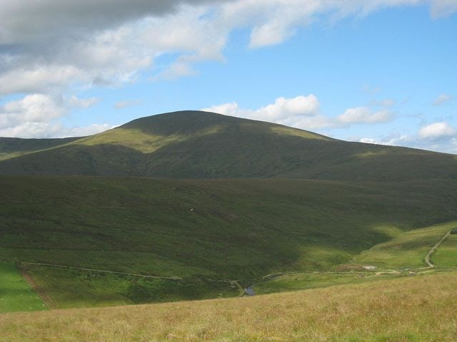 Enjoy the quiet beauty of hiking in the Sperrins