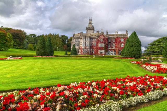5 Castles you can stay at in Ireland