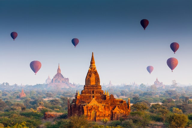 10 interesting facts about Bagan