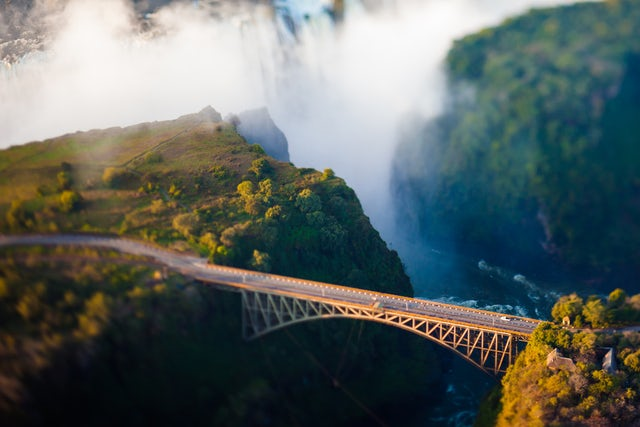 10 interesting facts about Victoria Falls