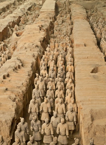 10 interesting facts about the Terra Cotta Warriors