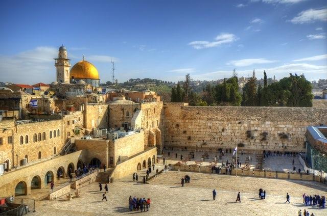 10 Interesting facts about Jerusalems old city