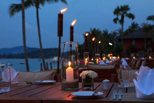 Best beach front restaurants in Goa