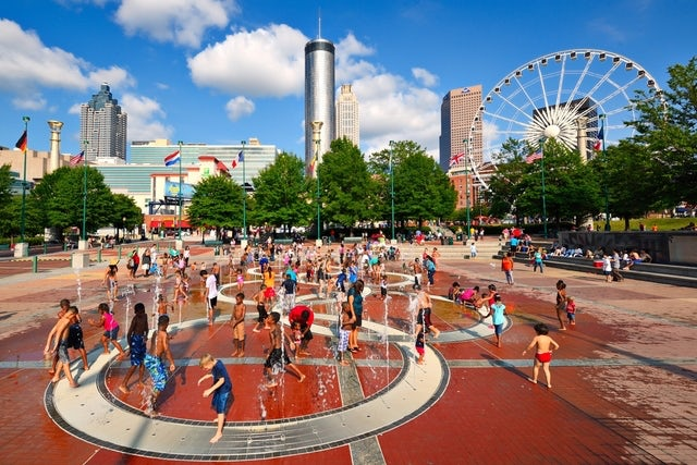 5 Olympic sites you need to see in Atlanta