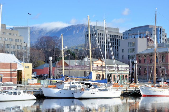 5 cool facts about Hobart