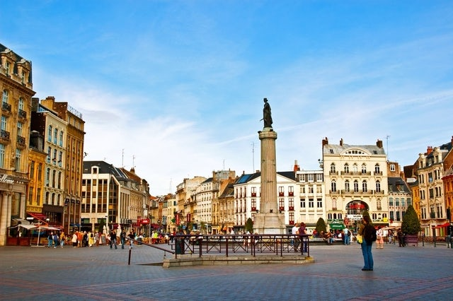 Top Tourist Attractions in Lille