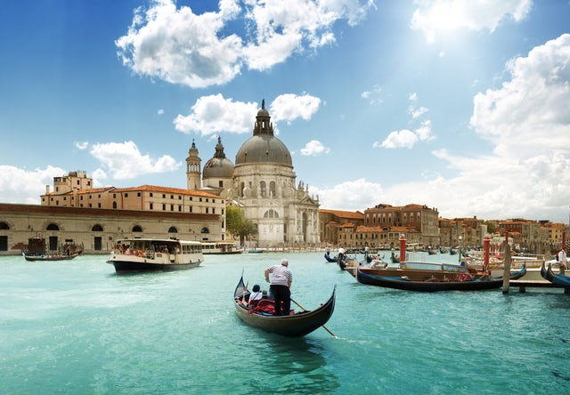 A brief history of Venice