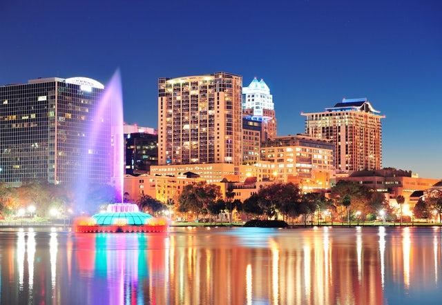 A brief history of Orlando