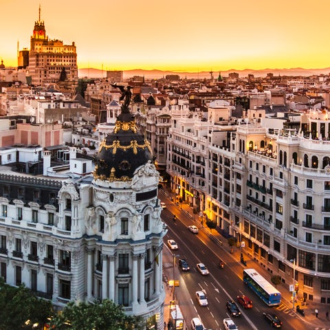 A brief history of Madrid