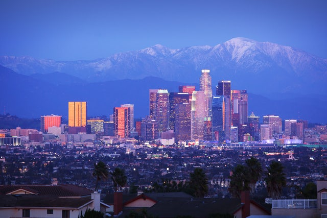 A brief history of Los Angeles