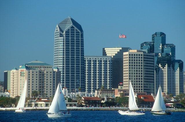 A brief history of San Diego
