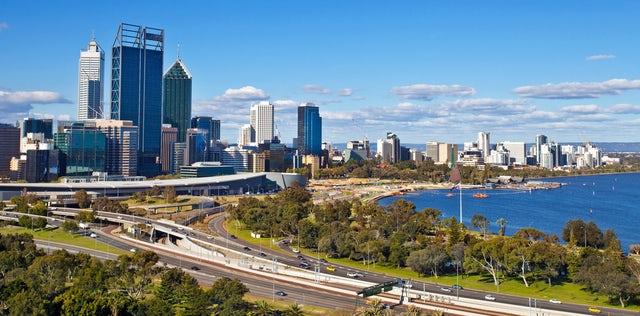 A brief history of Perth