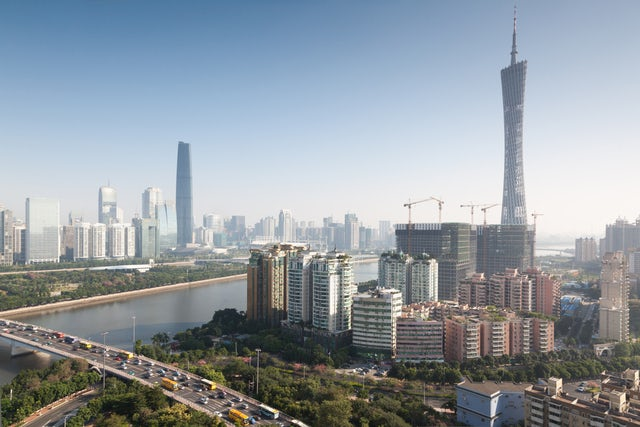 A brief history of Guangzhou