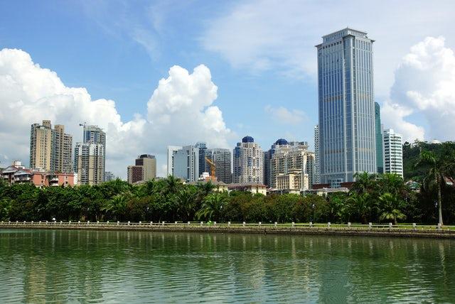 A brief history of Xiamen