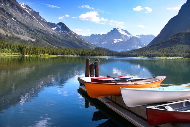 What's Glacier National Park like ?