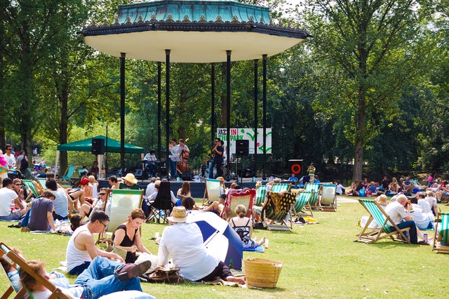 Top ten things to do in U.K parks