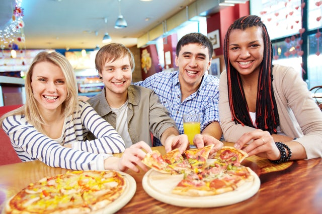 The best pizza places in Bari