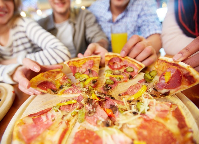 The best pizza places in Catania