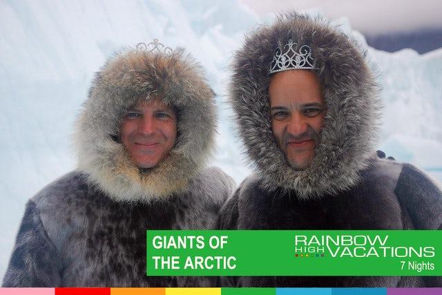 GIANTS OF THE ARCTIC